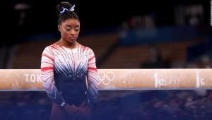 Simone Biles se sincera sobre su salud mental después de los Juegos Olímpicos: 'Todavía tengo miedo de hacer gimnasia'