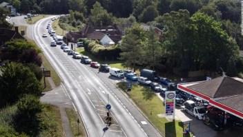 4 cosas que debes saber sobre la crisis de la gasolina en el Reino Unido