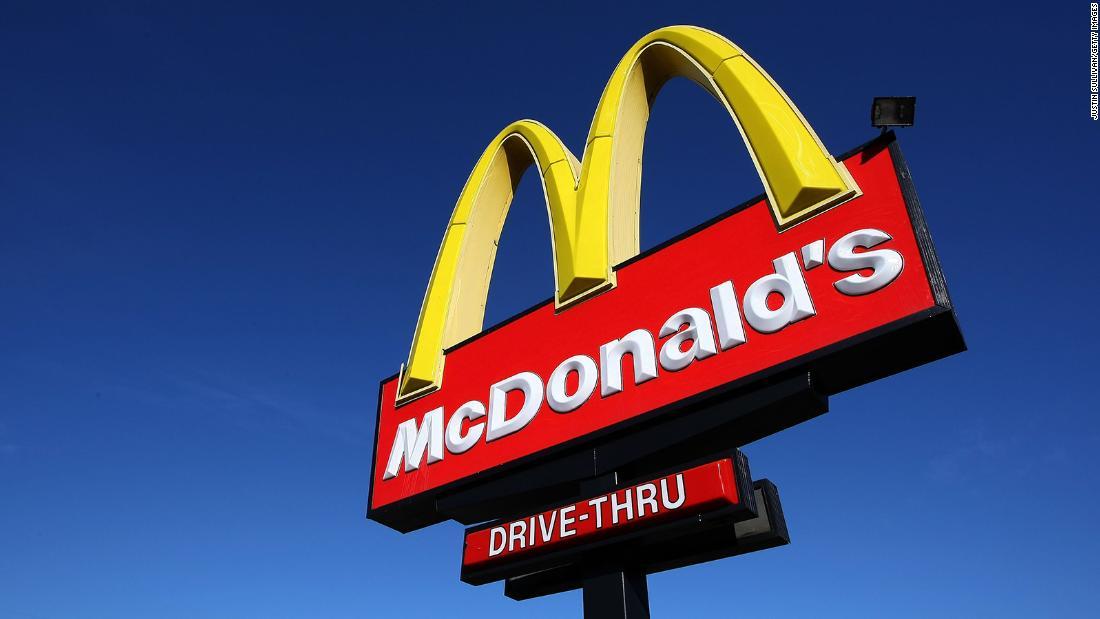McDonald's ofrece comidas gratuitas de agradecimiento a los maestros de todo EE.UU.