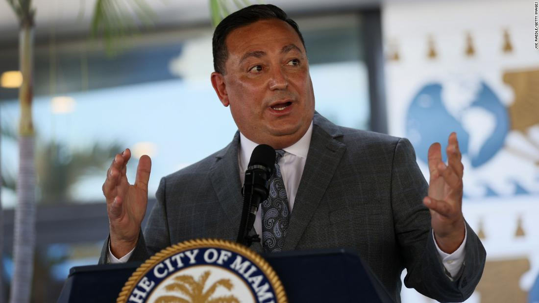 Art Acevedo suspended as Miami police chief with intention of firing him
