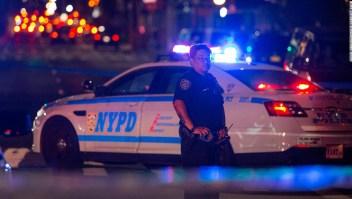 EE.UU. tasa aumento homicidios CDC