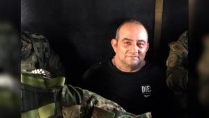 captura alias Otoniel, narcotraficante mas buscado Colombia