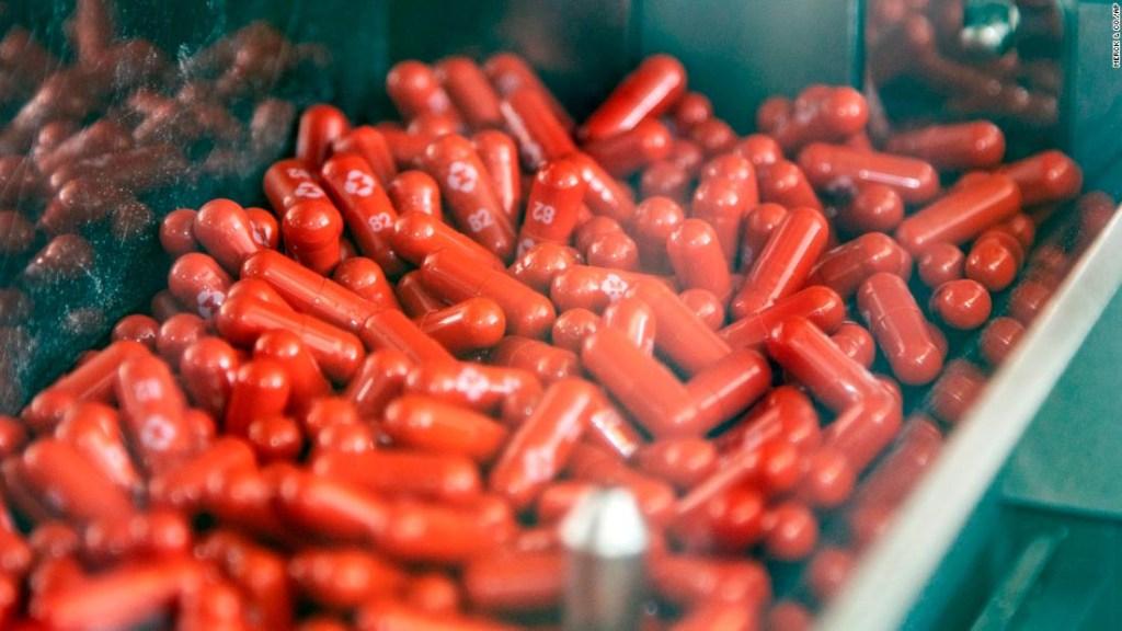 Píldora de Merck.