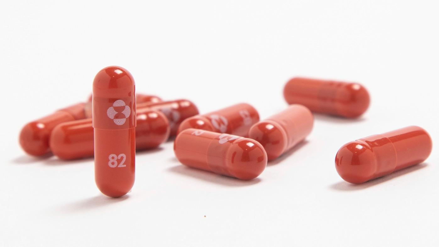 Merck solicita a la FDA una autorización de uso de emergencia para el molnupiravir, el antiviral experimental contra el covid-19