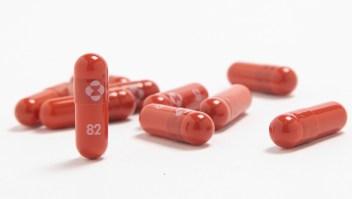 Píldora experimental antiviral de Merck contra el covid-19