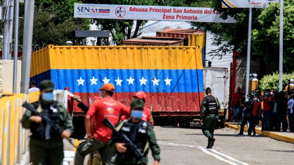 ¿Cómo será la reapertura de la frontera entre Venezuela y Colombia?