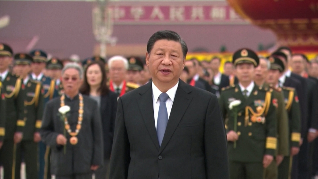 China escala la tensión con Taiwan con aviones de guerra