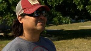 Padre de estudiante en tiroteo de Texas: Es muy estresante no saber si tu hijo está a salvo