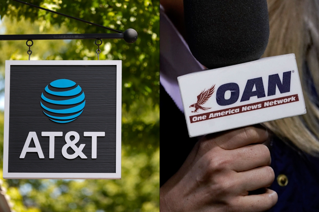 Polémica por vínculos de AT&T con canal conservador