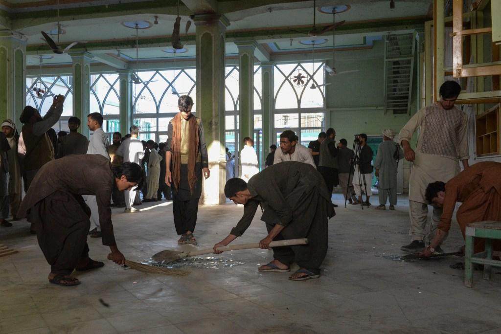 Lo que se sabe del ataque a mezquita en Afganistán
