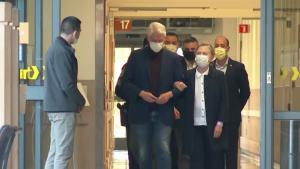 Expresidente Bill Clinton salió del hospital tras ser tratado de una infección del tracto urinario