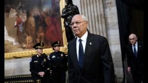 Muere Colin Powell a los 84 años por covid-19